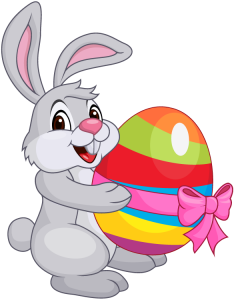 Easter Bunny Images to Color