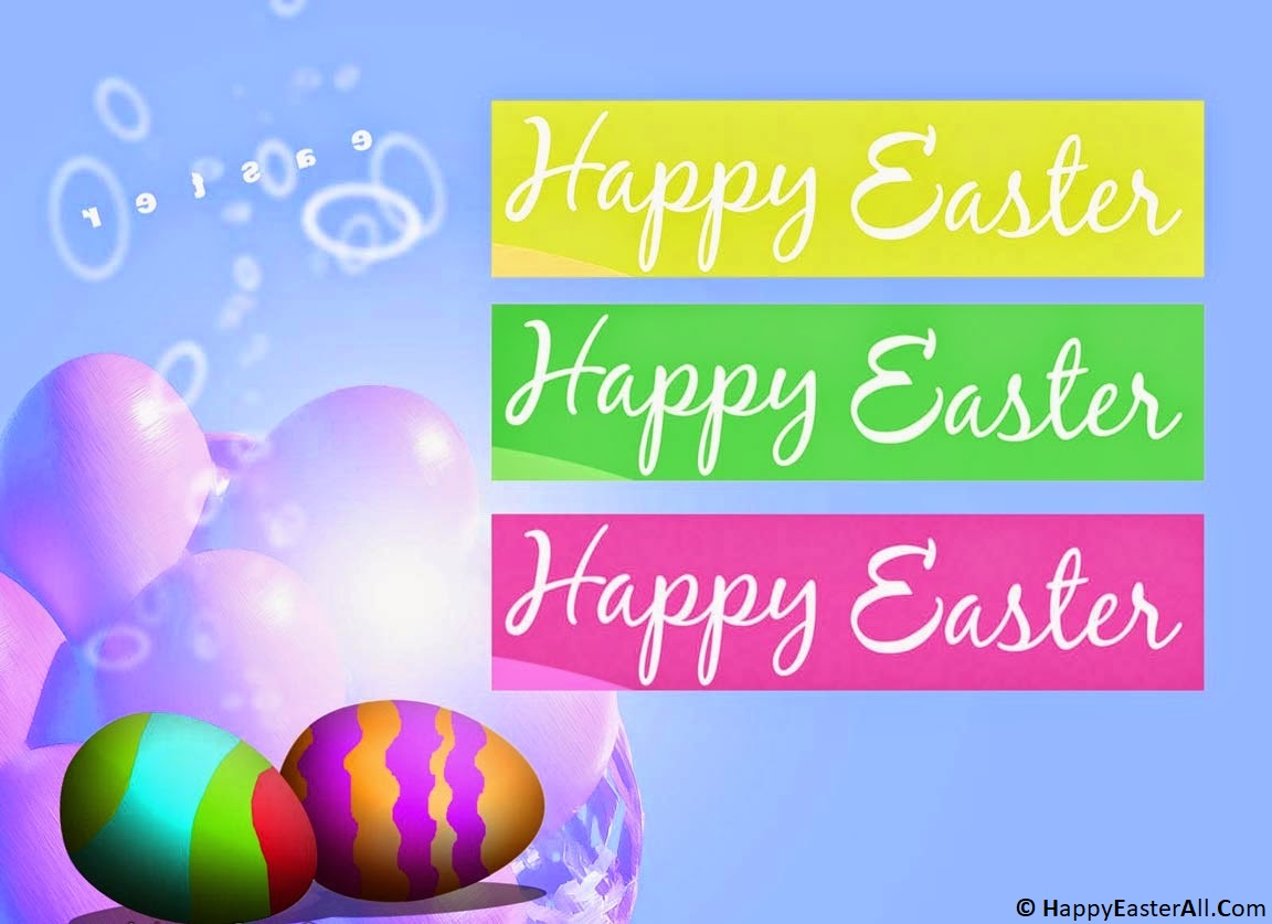 Happy Easter Celebrations 2020