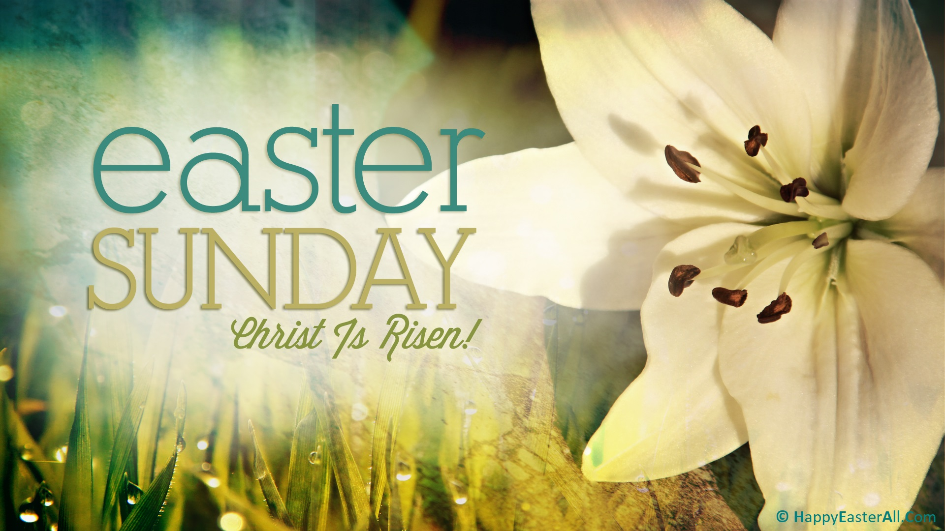 Happy Easter Sunday Images, Pictures, Photos