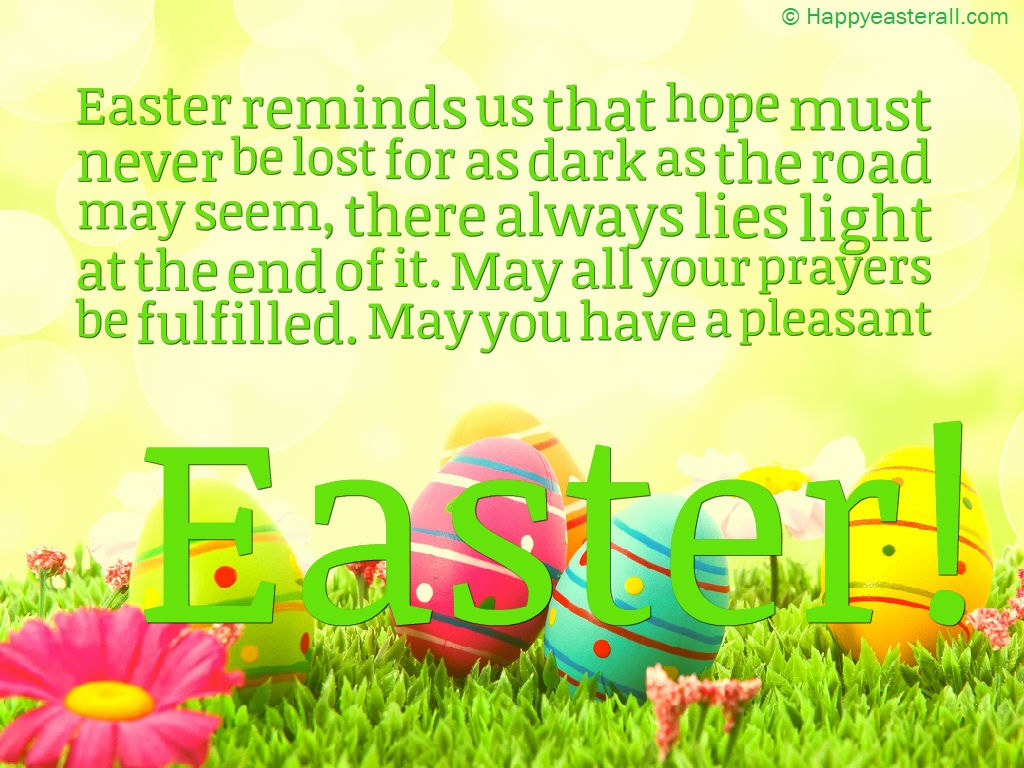 Happy Easter Wishes 2020