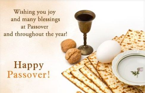 Happy Passover Images 2020