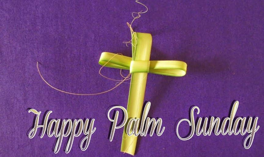 Palm Sunday Wallpaper 2020