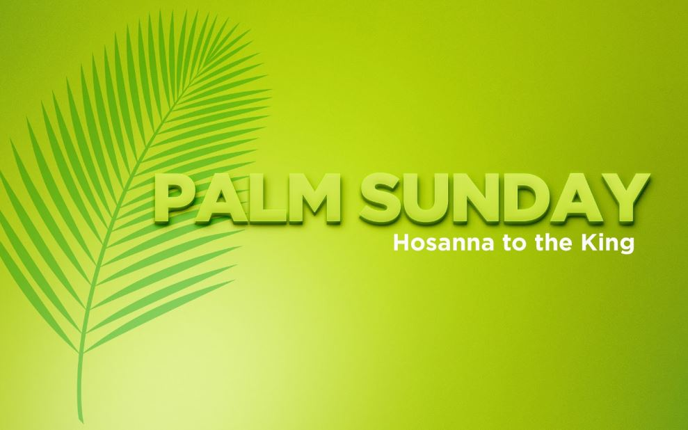 Palm Sunday Wallpaper Free Download