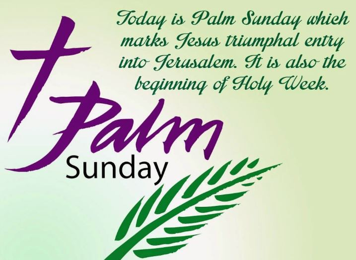 Quotes for Palm Sunday