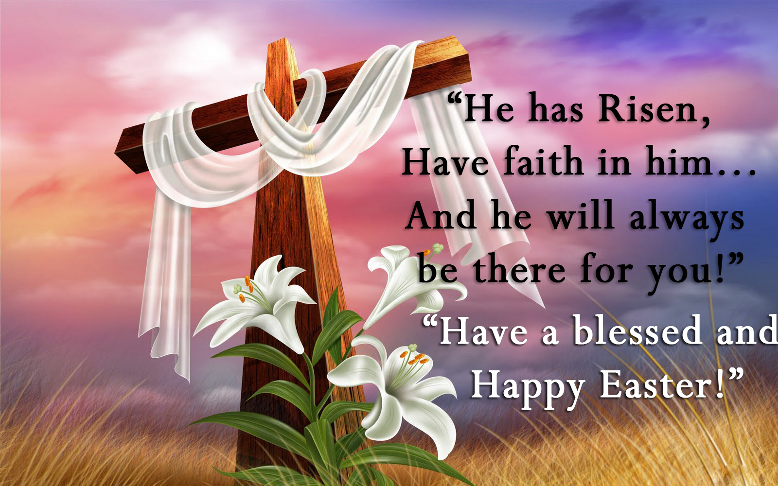cute happy easter quotes
