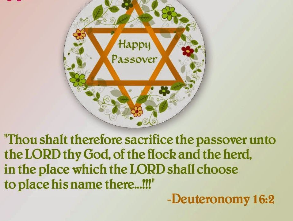 Passover Quotes and Sayings