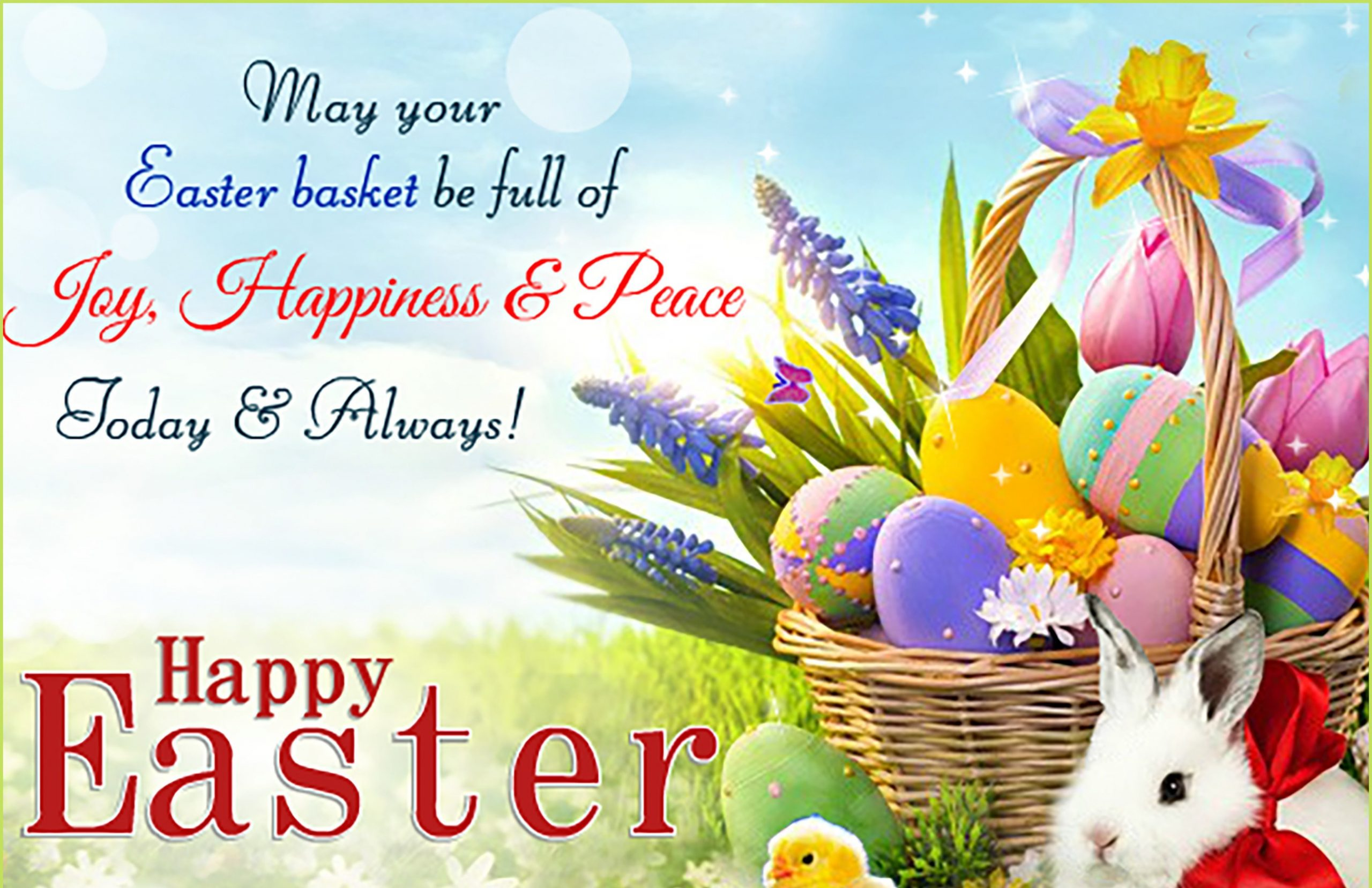 Easter Greetings for Cards