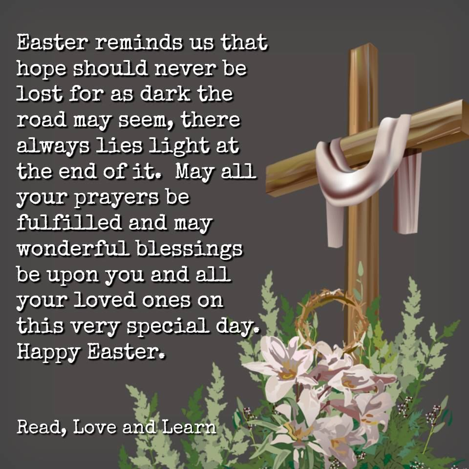 easter messages of hope