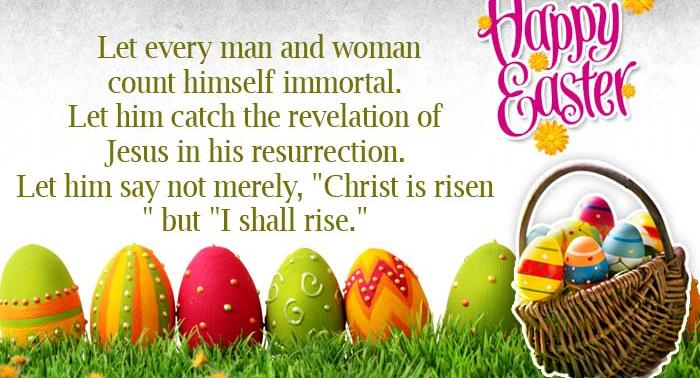 easter wishes with images
