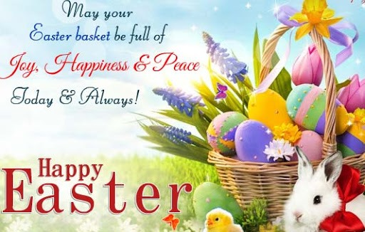 greeting for easter messages