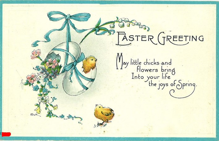 happy easter messages for cards