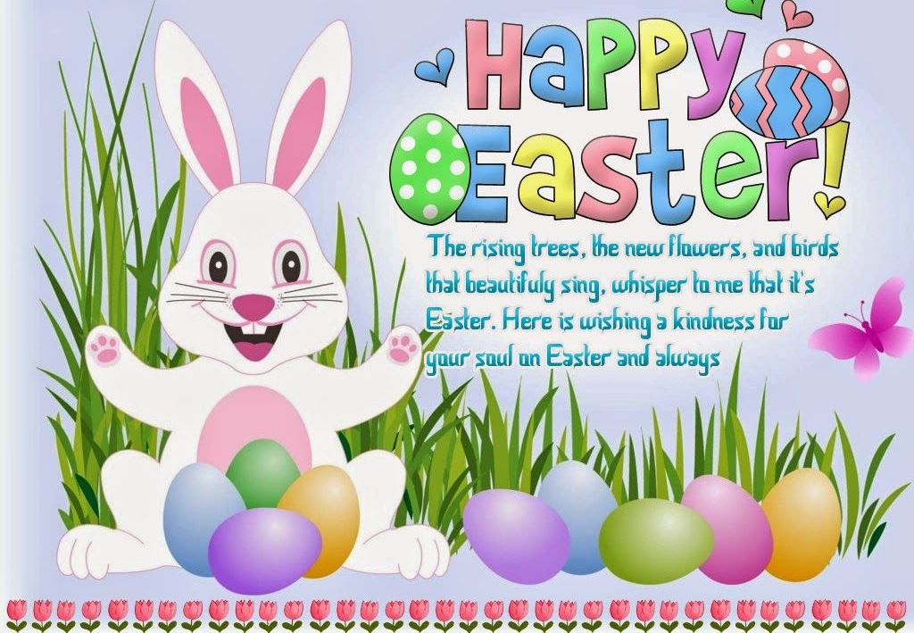 happy easter sister messages
