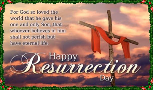 Happy Easter Day Messages with Images