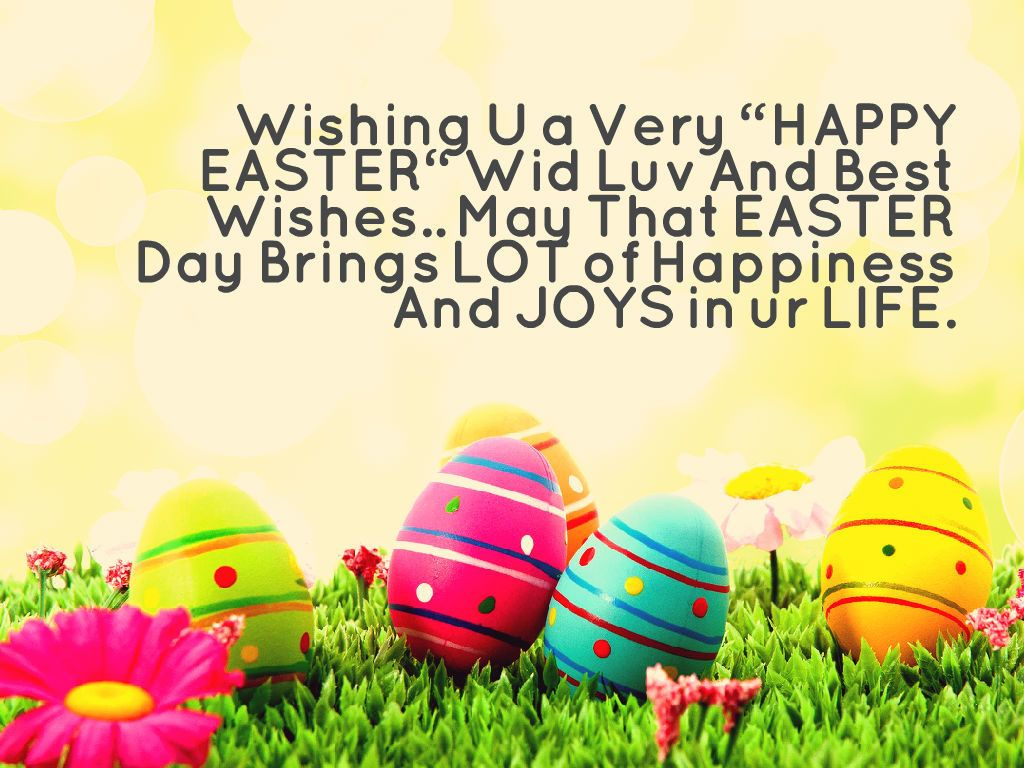 Happy Easter Day Messages
