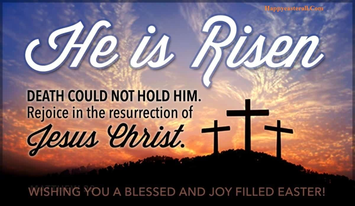 Christian Happy Easter Images